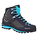 Salewa Damen WS Crow Gore-Tex Trekking-& Wanderstiefel, Premium Navy/Ethernal Blue, 40 EU