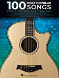 100 Most Popular Songs for Fingerpicking Guitar: Solo Guitar Arrangements in Standard Notation and Tab (English Edition)