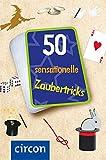 50 sensationelle Zaubertricks: Sensationelle Zaubertricks für kleine Magier: Zauberkarten für kleine Magier (Karten für Kinder)