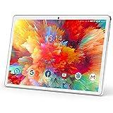Tablet 10 Zoll Android 9.0 Google Tablet PC mit 2 GB RAM 32 GB ROM Zwei SIM Karte Slot Quad Core,IPS HD Touchscreen, Dual Kamera, WiFi GPS Bluetooth OTG, 3G/2G...