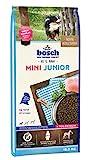 bosch HPC Mini Junior | Hundetrockenfutter zur Aufzucht kleiner Rassen, 1 x 15 kg