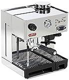 Lelit Anita PL042TEMD semi-professionelle Kaffeemaschine mit integrierter Kaffeemühle, ideal für Espresso-Bezug, Cappuccino und Kaffee-Pads -...
