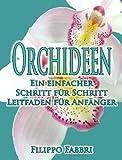 Orchideen - Ein einfacher Schritt für Schritt Leitfaden für Anfänger