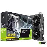 ZOTAC GAMING GeForce GTX 1660 AMP Grafikkarte (NVIDIA GTX 1660, 6GB GDDDR5, 192bit, Boost-Takt 1845MHz, 8Gbps)