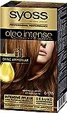 SYOSS Oleo Intense Permanente Öl-Coloration, Haarfarbe 6-76 Warmes Kupfer, mit pflegendem Öl & ohne Ammoniak, 3er Pack (3 x 115 ml)