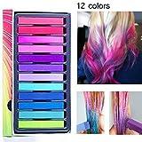 Haarkreide,Temporäre Haarfarbe,Haar Colorationen,Haarkreide kinder,Temporäre Haarfarbe Set für Kinder & Teenager- Waschbar und ungiftig - Ideal für...