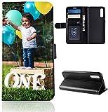 Für Samsung Galaxy S20 FE Personalisierte Foto-Handyhülle,Flipcase Personalisierte Individuelle Ihr Eigenes Bild Foto Brauch Schutzhülle Handy Hülle Tasche...