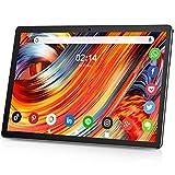 Tablet 10.1 Zoll Android 9.0 3G Telefon Tablets mit 2GB RAM 32GB ROM Zwei SIM Karte Slot und Zwei Kamera 5MP, WiFi Bluetooth GPS Quad Core HD Touchscreen 3G...
