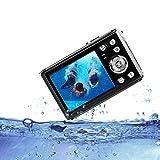 HG8011 wasserdichte Digitalkamera/ 8X Digital Zoom/ 12 MP/ 1080 P FHD/ 2,31' TFT LCD Bildschirm/Unterwasserkamera für...