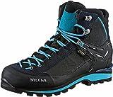 Salewa Damen WS Crow Gore-TEX Trekking-& Wanderstiefel, Premium Navy/Ethernal Blue, 42.5 EU