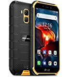 Ulefone Armor X7 PRO (2020), Android 10 Outdoor Smartphone Ohne Vertrag, Quad-Core 4GB+32GB, IP68 Robustes Handy 13 MP Unterwasserfotografie, 4000mAh Akku,...