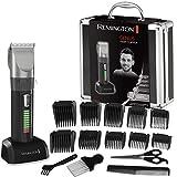Remington Haarschneidemaschine HC5810 (selbstschärfende Keramikklingen, 10 Aufsteckkämme + Präzisionslängeneinstellung, Netz-/Akkubetrieb, Lithium,...