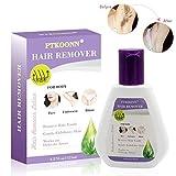 Enthaarungscreme,Haarentfernungscreme,Hair Removal Cream,Haarentfernung Enthaarungsmittel Schmerzlose Haarentfernung Creme auf Gesicht,Bikini,Unterarm, für...