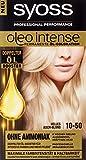 Syoss Oleo Intense Haarfarbe, 10-50 Helles Aschblond, 3er Pack (3 x 115 ml)