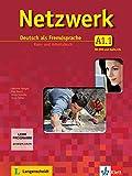 Netzwerk A1.1: Deutsch als Fremdsprache. Kurs- und Arbeitsbuch mit DVD und 2 Audio-CDs (Netzwerk / Deutsch als Fremdsprache)