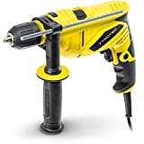 TROTEC Schlagbohrmaschine PHDS 10-230V, 650 Watt, Schnellspannbohrfutter (inkl. Tiefenanschlag, 3 Steinbohrern, Zusatzhandgriff, Koffer)