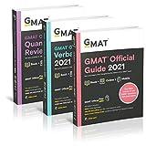 GMAT Official Guide 2021 Bundle: Books + Online Question Bank