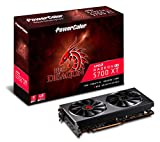 PowerColor AMD Radeon RX 5700 XT Red Dragon 8GB GDDR6 HDMI/3xDP Grafikkarte
