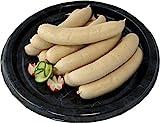 Dresdner Bratwurst fein & herzhaft   feine Bratwürste für Grill & Pfanne   Premium Grillwürste   Grillen & Braten   1 kg