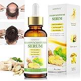 Haarwachstum Serum Beschleunigen 60ml, Anti Haarausfall für Frau und Männer, Haarserum für Schnelles Haarwachstum, Haarwuchsmittel für Nachwachen und...