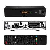 THOMSON THS816 HD Satelliten Receiver DVB-S2 ORF Digital Direkt und simpliTV SAT, kartenlos, nur für Österreich geeignet, Full HD (HDTV, HDMI, SCART, USB,...