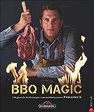 """Grillbuch: BBQ Magic - 100 geniale Grill- und Barbecue-Rezepte von Roel """"Pitmaster X"""" Westra, dem Grill- und BBQ-Profi mit 340.000 YouTube-Abonnenten. ......"""