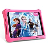 Kids Tablet 8 Zoll WiFi Android 10 Tablet PC 2021 New FHD 1920x1200 IPS Screen, 2GB RAM 32GB ROM