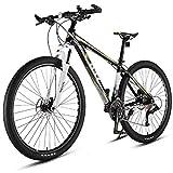YUANP 29 Zoll 33 Speed Mountainbikes City Rennrad Rahmen Aus Aluminiumlegierung Für Erwachsene Damen Herren Unisex Hardtail Mountainbike,B-33speed