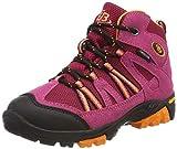 Bruetting Mädchen Ohio High Trekking-& Wanderstiefel, Pink (Pink/Orange), 30 EU