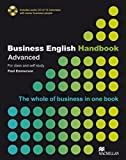 Business English Handbook: Advanced – The whole of business in one book / Student's Book with Audio-CD