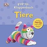 Pop-up-Klappenbuch. Tiere: Lustige Pop-ups unter jeder Klappe