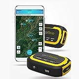 Homly Echtzeit-GPS-Tracker Trackerohne Monatliche Gebühr Offline-GPS-Geräteverfolgen, Der Kein Netz Braucht/Tracker für Outdooraktivitäten, Wandern, Jagd,...