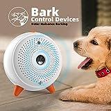 Antibell für Hunde, Hund Ultraschall Anti Bellgerät Bellenstopper Antibell für Hunde Sicheres und Menschliches Hundebellen Abschreckmittel für Kleine bis...