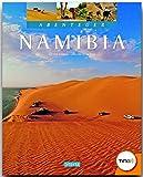 Abenteuer NAMIBIA (TING-Buch) - Ein Bildband mit über 230 Bildern auf 128 Seiten - STÜRTZ Verlag