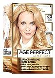 L'Oréal Paris Excellence Age Perfect Coloration, 8.31 goldblond, 3er Pack (3 x 1 Stück)