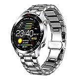 Smartwatch für Herren, Fitness Tracker Armbanduhr mit Blutdruck Sauerstoff Herzfrequenz, IP68 Wasserdicht Uhr Luxus Sport Kalorienzähler für iOS Android...