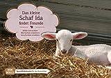 Das kleine Schaf Ida findet Freunde. Kamishibai Bildkartenset. Bilder betrachten. Wortschatz erweitern. Geschichten erzählen: Sprachförderkarten für ... für...