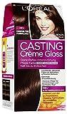 L'Oréal Paris Casting Crème Gloss Glanz-Reflex-Intensivtönung 500 in Hellbraun