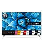 LG Electronics 49UN73906LE LED-Fernseher, Silber, UltraHD/4K, Triple Tuner, SmartTV, 49UN73906LE.AEU