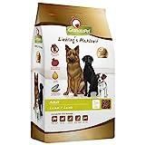 GranataPet Liebling's Mahlzeit Adult Lamm, Trockenfutter für Hunde, Hundefutter ohne Getreide & ohne Zuckerzusätze, Alleinfuttermittel, 10 kg