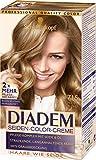 Schwarzkopf Diadem Seiden-Color-Creme, 715 Mittelblond Stufe 3, 3er Pack (3 x 180 ml)