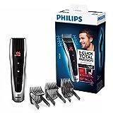 Philips HC7460/15 Haarschneider Series 7000 mit 60 Längeneinstellungen und motorisierten Kämmen
