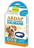 ARDAP Zecken- und Flohschutzhalsband für Welpen und Kleine Hunde bis 10 kg