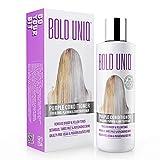 Purple Conditioner für blondes, platinfarbenes & graues Haar. Reduziert Gelbtöne. Für gebleichtes & aufgehelltes Haar - Spendet Feuchtigkeit - Ohne...