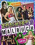 ZOMBIES 2 Malbuch: Z-O-M-B-I-E-S 2 2020 Malbuch Mit Erstaunlichen Inoffiziellen Bildern