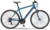 Senegal Winora Crossrad Herren Fahrrad 28' blau/rot matt 2015 (Rahmenhöhe 61)