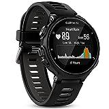 Garmin Forerunner 735XT-GPS-Uhr, schwarz/grau, M (Generalüberholt)