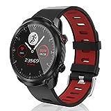 CatShin SmartWatch,Smart Watch Touchscreen Fitness-Tracker wasserdichte Uhr mit Herzfrequenzmesser Schrittzähler Schlafmonitor Stoppuhr für Männer und Frauen...