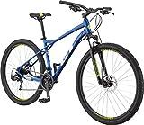 GT Aggressor Sport 29 Zoll Mountainbike Hardtail MTB Fahrrad 29' Mountain Bike (blau, 50 cm)