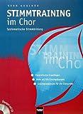 STIMMTRAINING IM CHOR - arrangiert für Buch - mit CD [Noten / Sheetmusic] Komponist: GUGLHOER GERD
